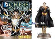DC Chess Figurine Collection #68 Black Adam Forever Evil Eaglemoss